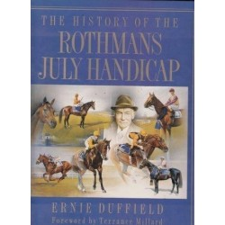 The History Of The Rothmans July Handicap