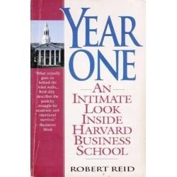 Year One. An Intimate Look Inside Harvard Business School