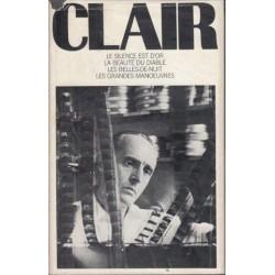 Rene Clair: Four Screenplays