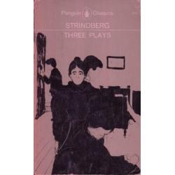 Strindberg: Three Plays