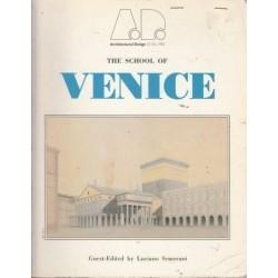 Architectural Design Vol. 55 No. 5/6 The School of Venice