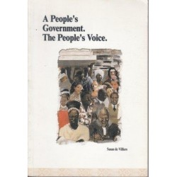 A People's Government. The People's Voice.