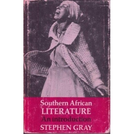 Southern African Literature. An Introduction