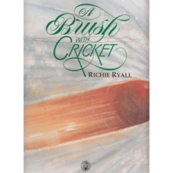 A Brush with Cricket (Signed)