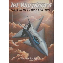 Jet Warplanes: The Twenty-First Century (A Bison Book)