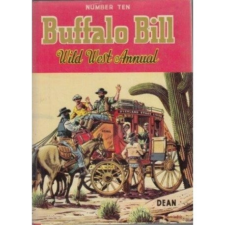 Buffalo Bill: Wild West Annual