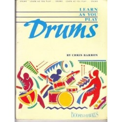 Learn As You Play Drums