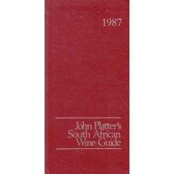 John Platter's South African Wine Guide 1987