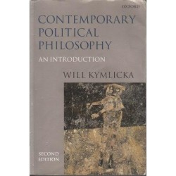 Contemporary Political Philosophy: An Introduction