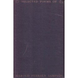 Selected Poems of Harold Fehrsen Sampson