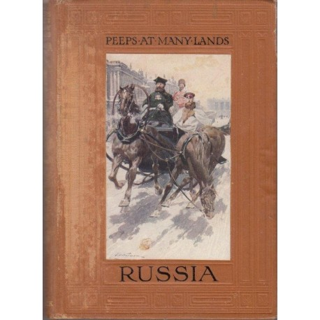 Peeps at Many Lands Russia