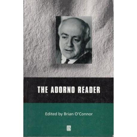The Adorno Reader