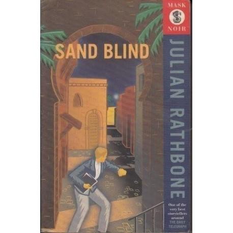 Sand Blind (A Mask Noir Title)