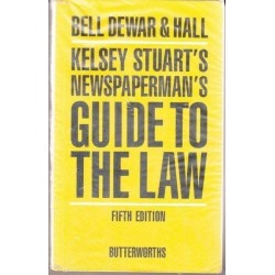 Kelsey Stuart's Newspaperman's Guide to the Law
