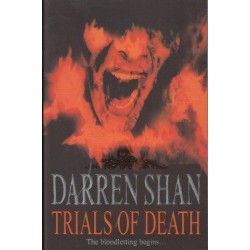 The Trials Of Death (Saga Of Darren Shan)