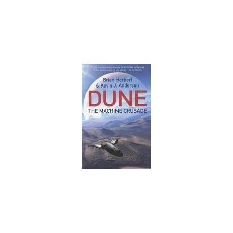 Dune, The Machine Crusade