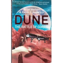 Dune, The Battle of Corrin (Legends of Dune 3)