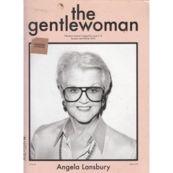The Gentlewoman - Fabulous Women's Magazine, issue no 6 - Autumn and Winter 2012 - Angela Lansbury