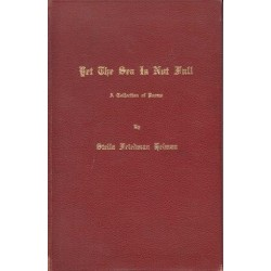 Yet the Sea is not Full. A Collection of Poems