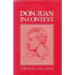 Don Juan In Context
