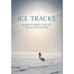 Ice Tracks (Signed by author)