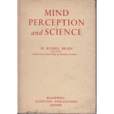 Mind, Perception and Science