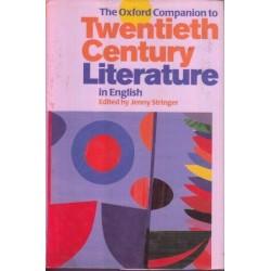 Oxford Companion to Twentieth Century Literature in English