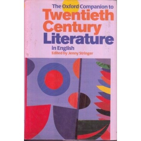 Oxford Companion to Twentieth Century Literature in English