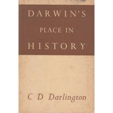 Darwin's Place in History