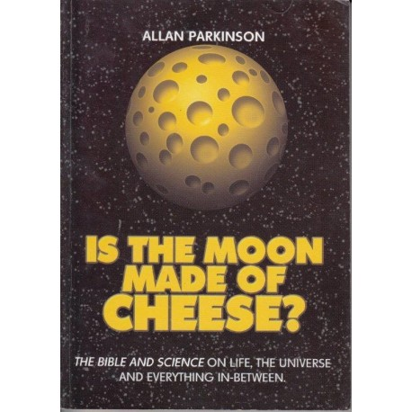 Is The Moon Made Of Cheese? (Signed)
