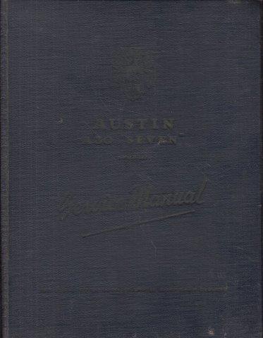 haynes manual austin a30