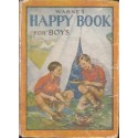 Warne's Happy Book for Boys