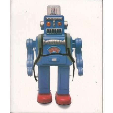 Blank Book (Robot)