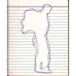 Blank Book (Scribble)