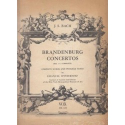 The Brandenburg Concertos (Complete)