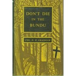 Don't Die in the Bundu