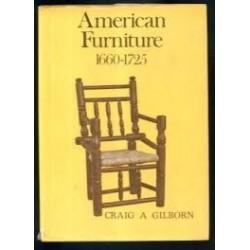 American Furniture 1660-1725