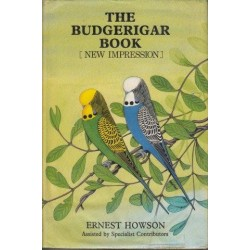 The Budgerigar Book