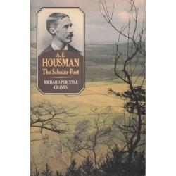 A.E. Housman: The Scholar-Poet
