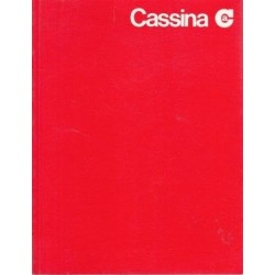 Cassina 1985 Brochure (Red)