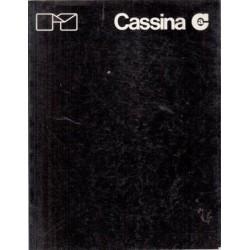 Cassina 1983 Brochure