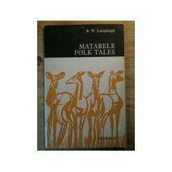 Matabele Folk Tales