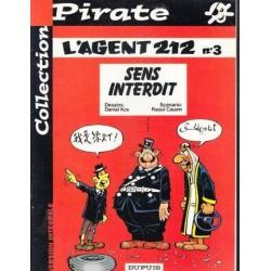 L'Agent 212 No. 3 Sens Interdit