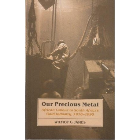 Our Precious Metal: African Labour in South Africa's Gold Industry, 1970-1990