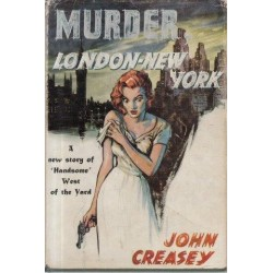 Murder, London-New York