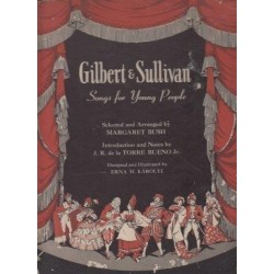 Gilbert & Sullivan: Songs for Young People