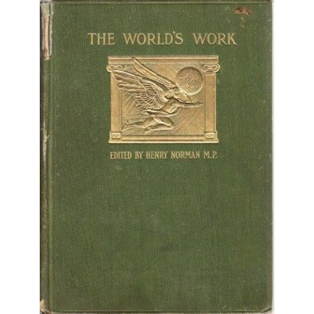 The World's Work Volume III Dec. 1903 to May 1904