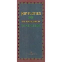 John Platter's New South African Wine Guide 1995