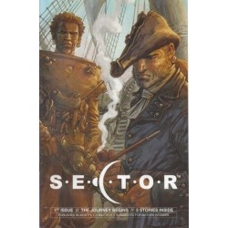 Sector Issue 1 The Journey Begins (3 Stories)