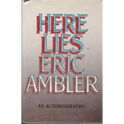 Here Lies Eric Ambler